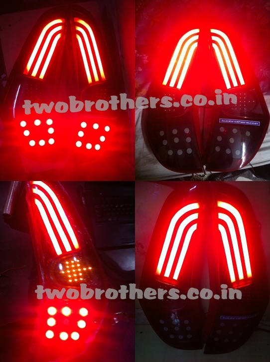 Ritz Bmw Style Led Tail Lamps