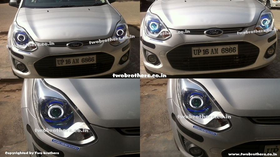 Ford Figo Projector Headlamps