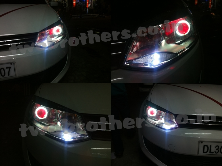 Dual Projector headlights