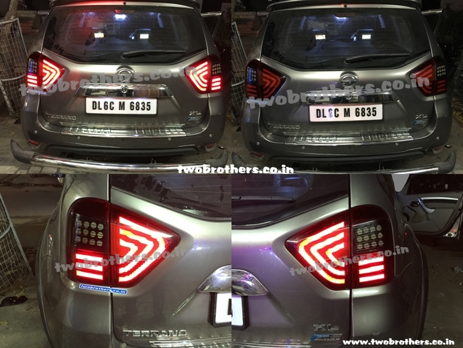 Terrano Bmw Style Led Tail Lamps